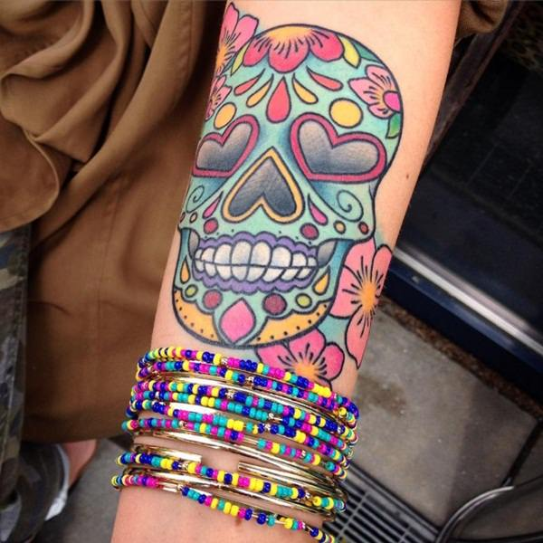 31- Skull Tattoos