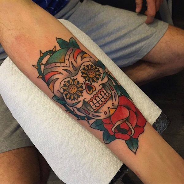 32 Skull Tattoos