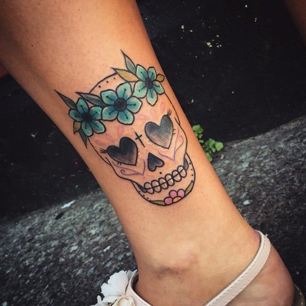 39 Skull Tattoos