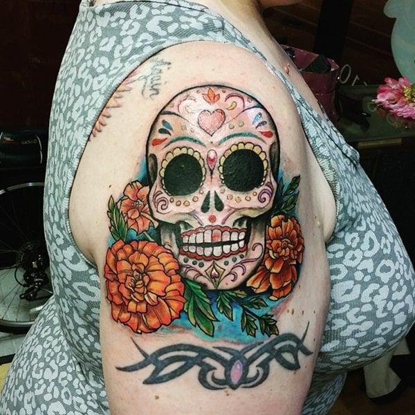 41 Skull Tattoos