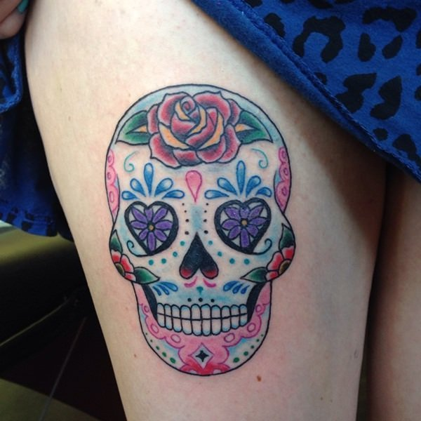 45 Skull Tattoos