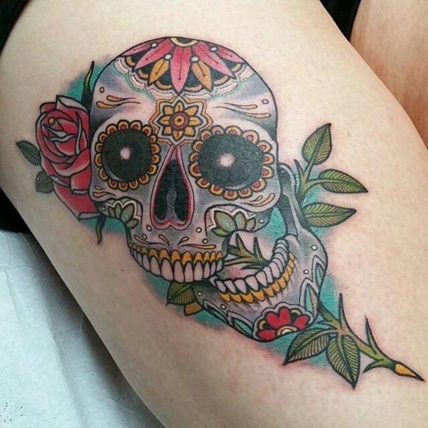 46 Skull Tattoos