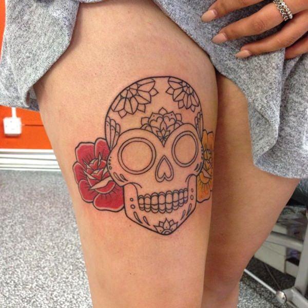 48 Skull Tattoos