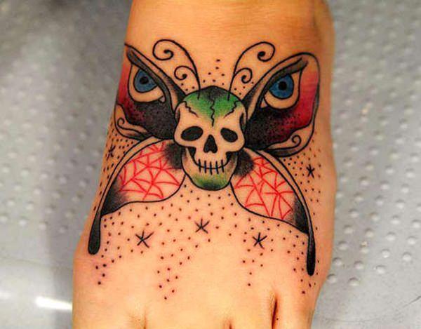 51 Skull Tattoos