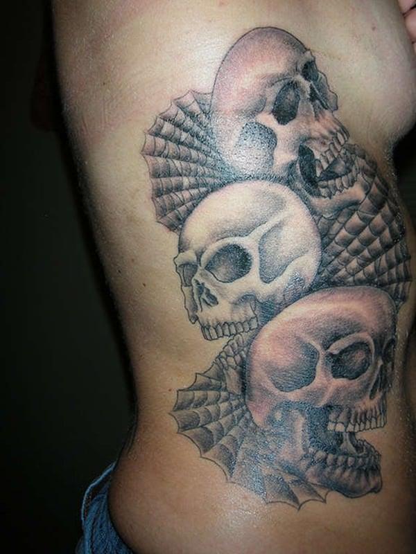 54 Skull Tattoos