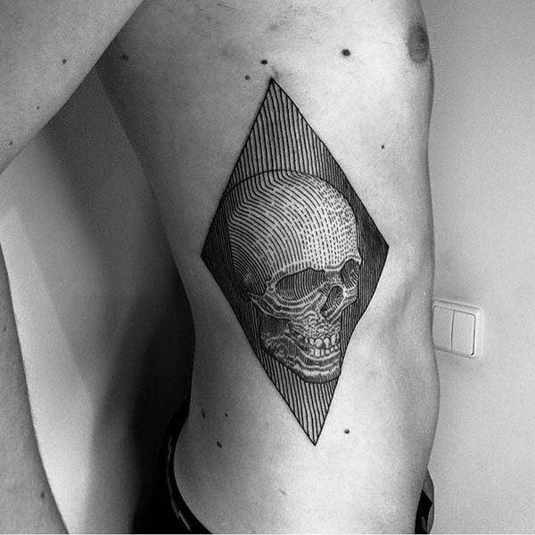 6 Skull Tattoos