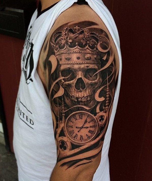 65 Skull Tattoos
