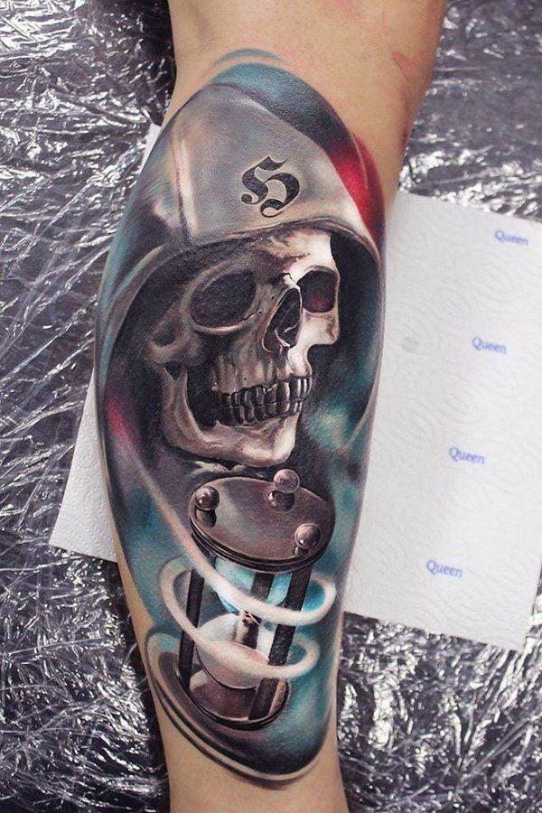 66 Skull Tattoos