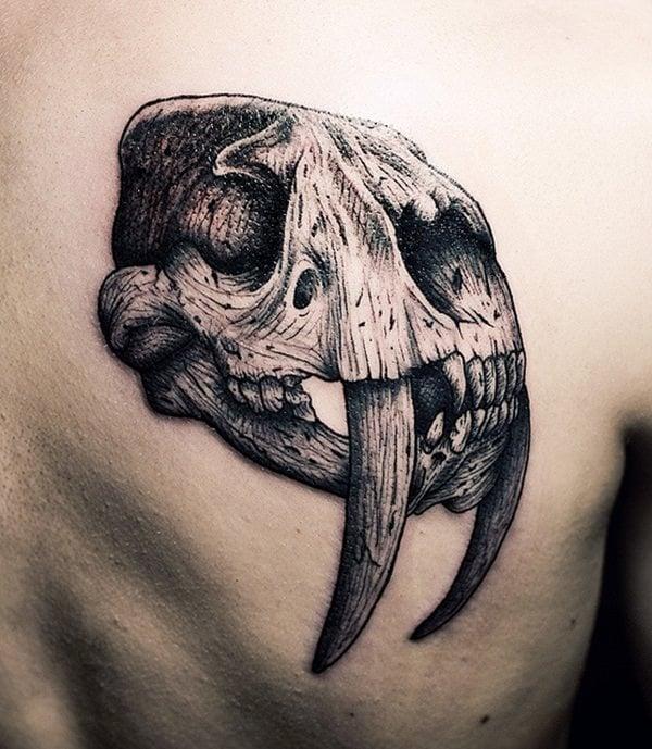 8 Skull Tattoos