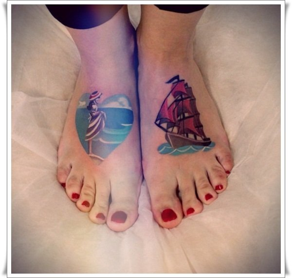 Sasha-Unisex-Watercolor-Colorful-Tattoo