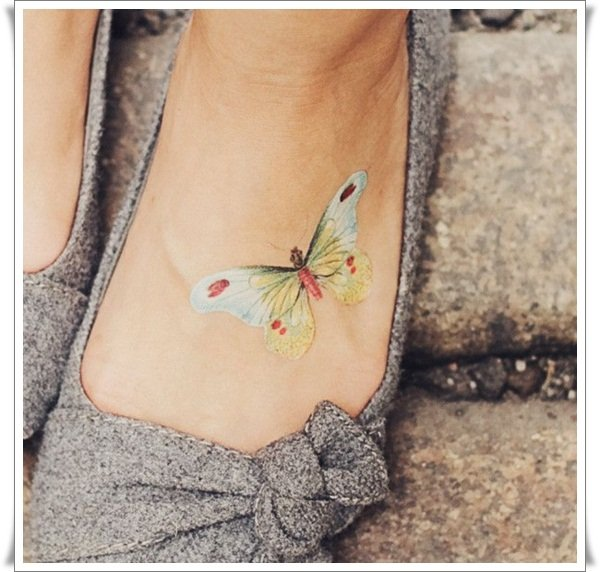 Watercolor tattoos 12