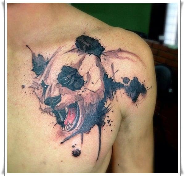 Watercolor tattoos 5