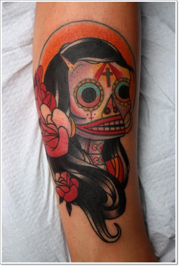 day-of-the-dead-tattoo