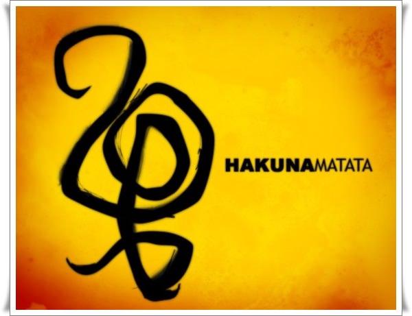 Hakuna Matata Tattoos 20