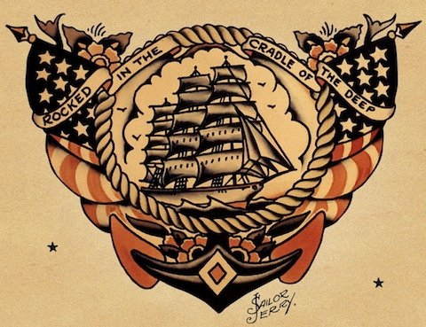 Sailor Jerry Tattoo