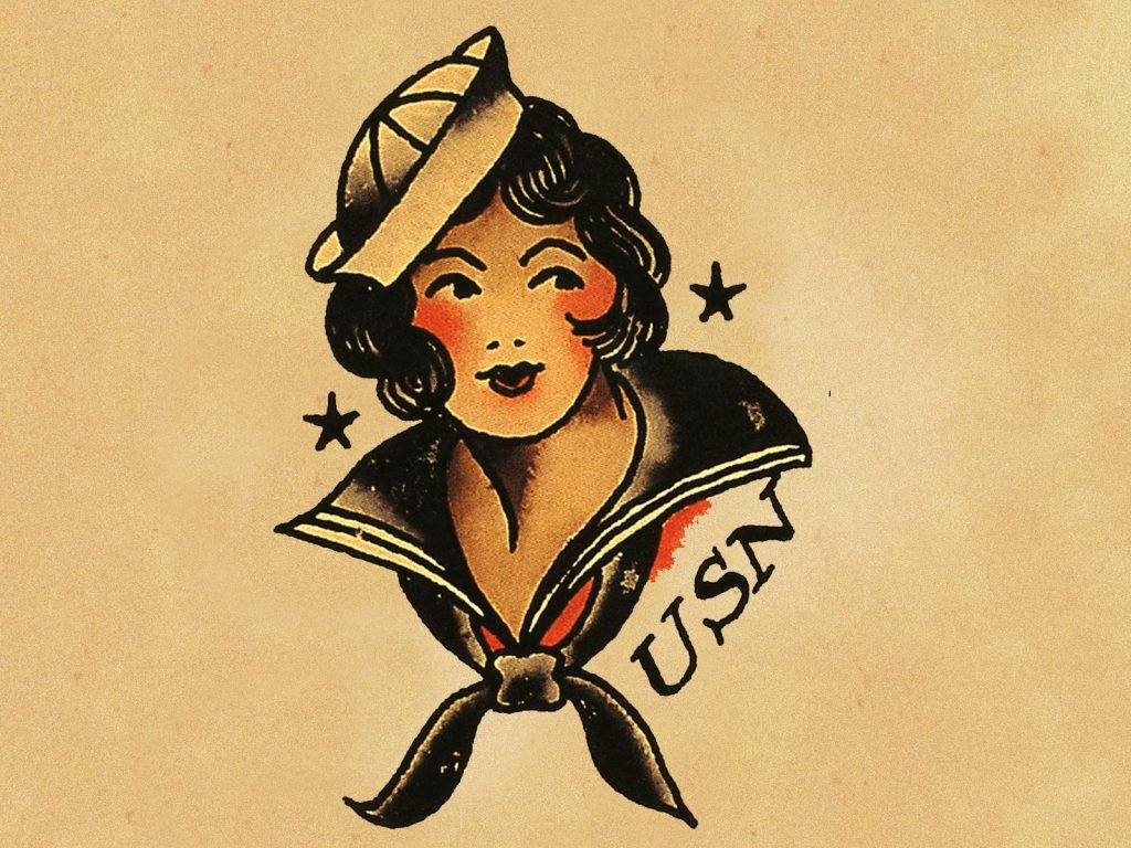 attractive-color-ink-sailor-jerry-tattoos-designs