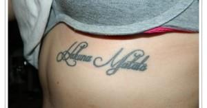 nice Hakuna Matata Tattoos