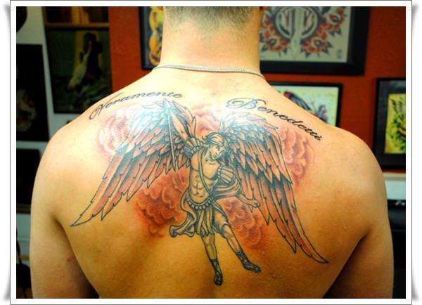 st michael tattoos 25