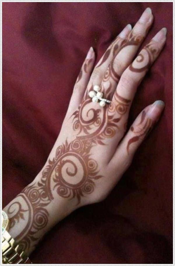 Henna Tattoo 4