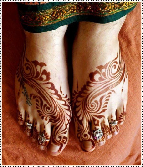 Henna Tattoo 6
