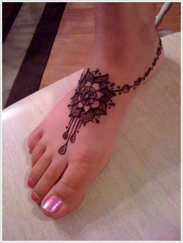 Henna Tattoo 7