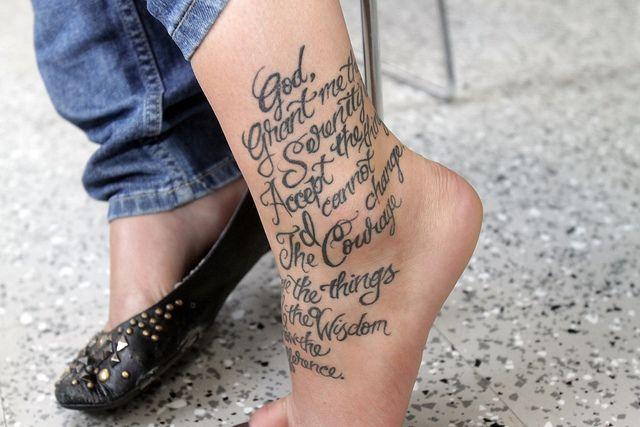 Serenity Tattoo6