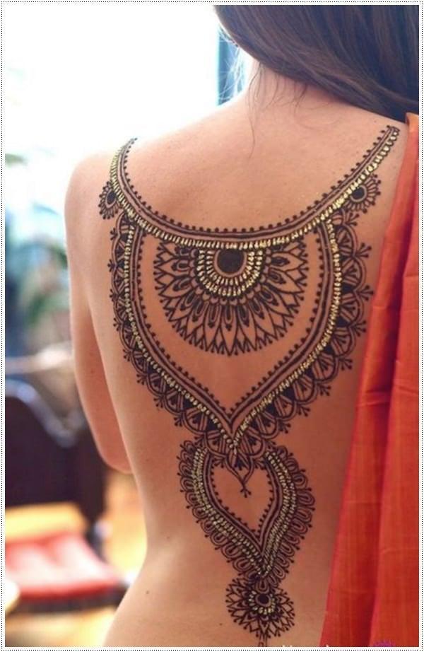 henna tattoo 10