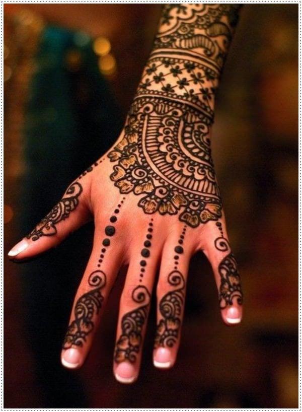 henna tattoo 11