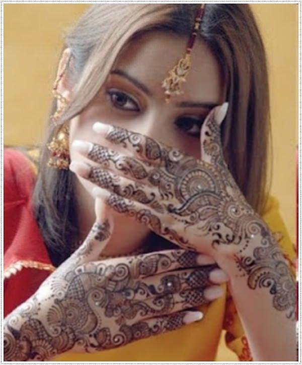 henna tattoo 12