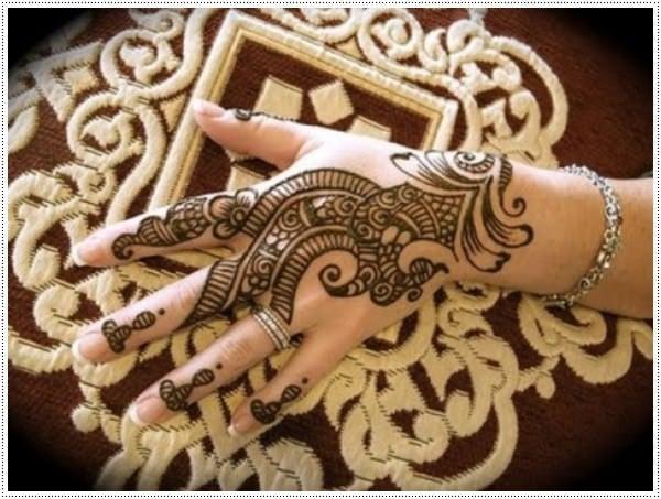 henna tattoo 122
