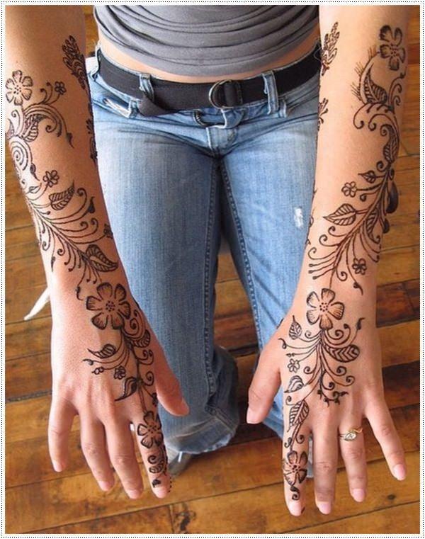 henna tattoo 13