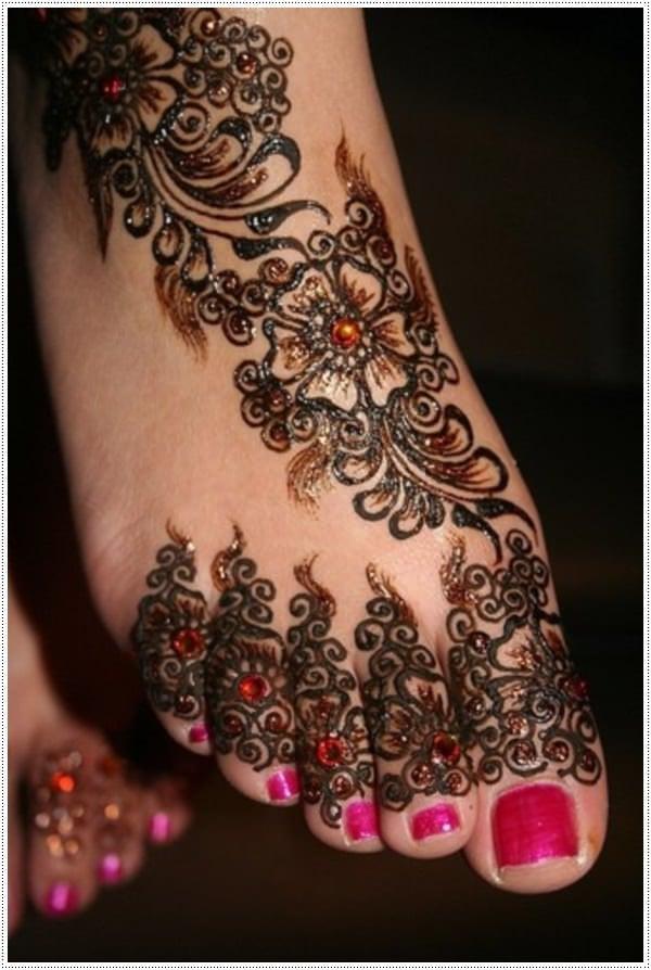 henna tattoo 15