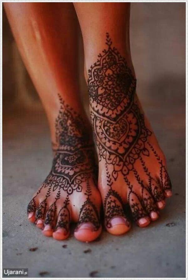 henna tattoo 17