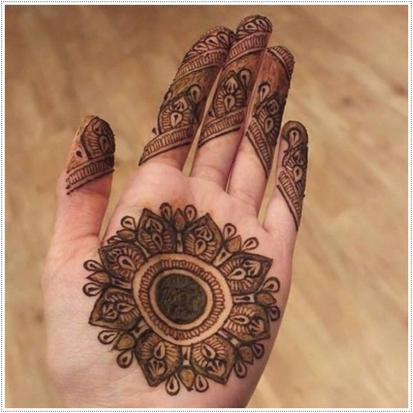 henna tattoo 19
