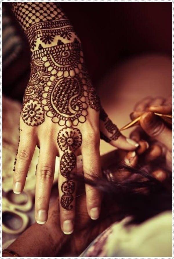 henna tattoo 21