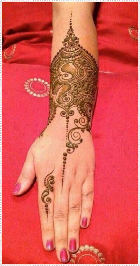 henna tattoo 23
