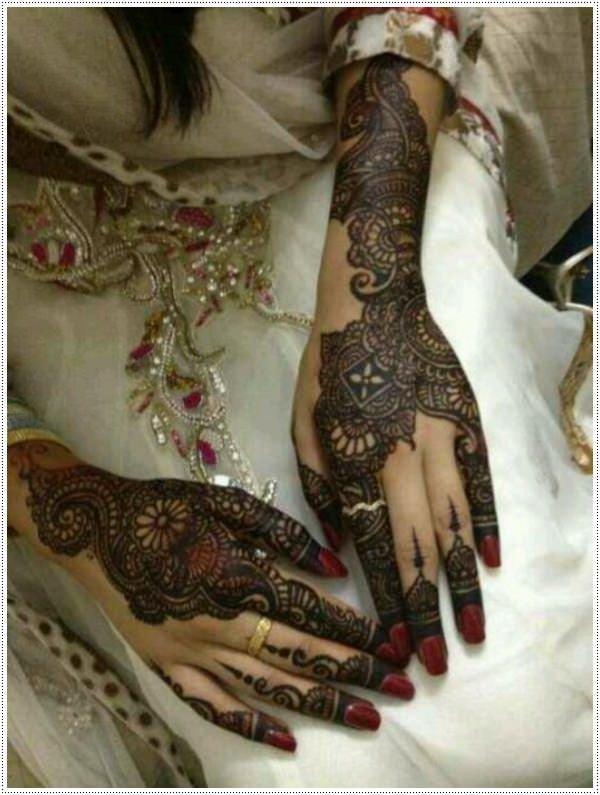 henna tattoo 24