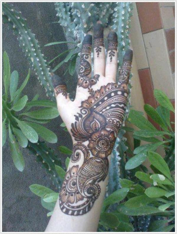 henna tattoo 25