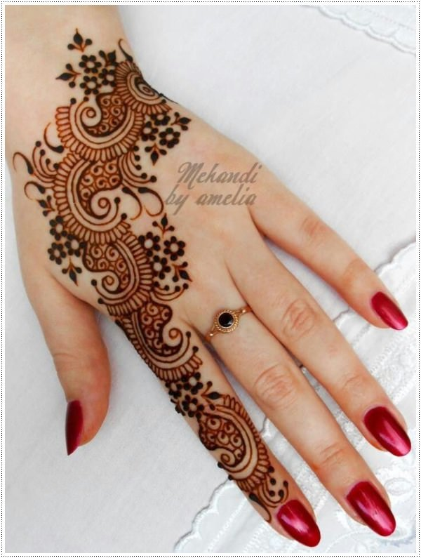 Henna Mehndi Opening Times : Henna tattoos that will get your creative juices flowing