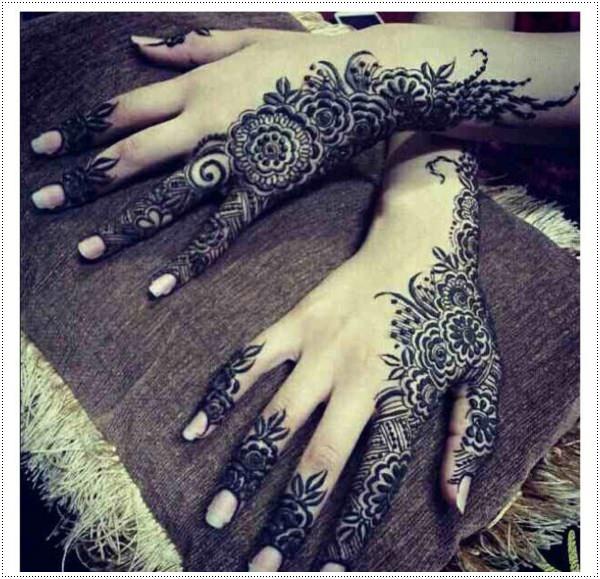 henna tattoo 29