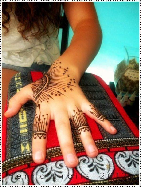 henna tattoo 8