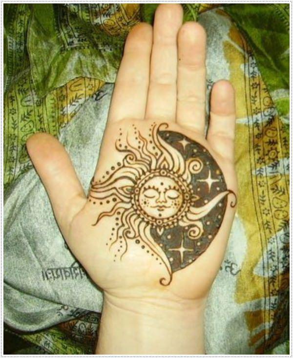 henna tattoo 9