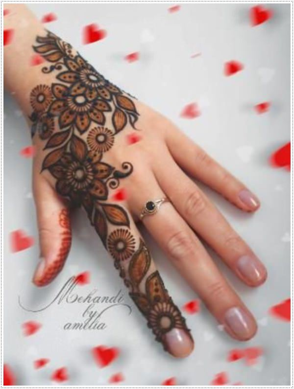 henna tattoo designs 1