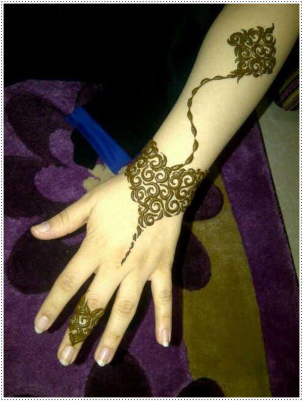 henna tattoos 2
