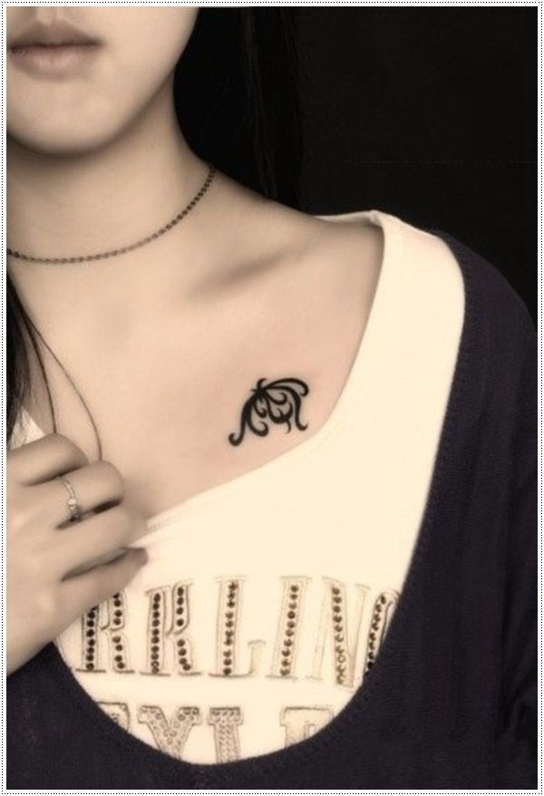small-butterfly-tattoo-on-chest-for-girls