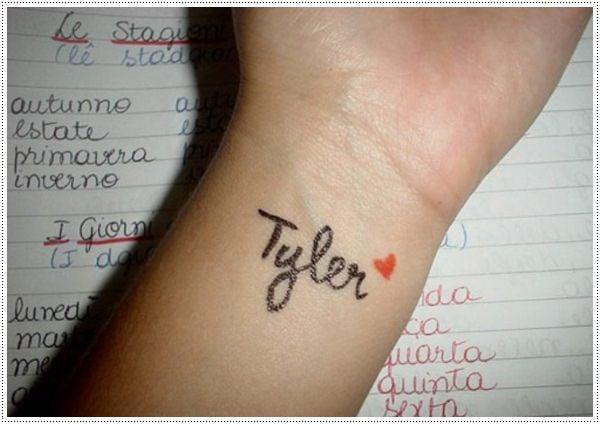 small word tatoos