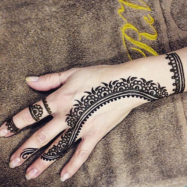 Henna Tattoo Design Videos: 75+ Henna Tattoos That Will Get Your Creative Juices Flowing