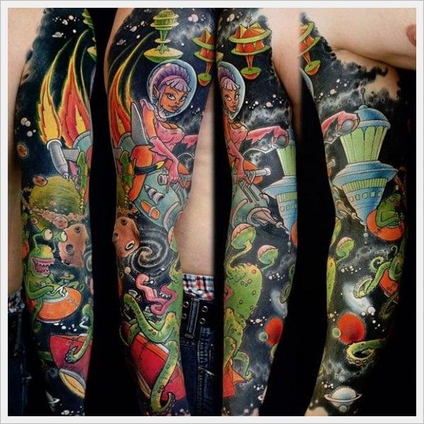 space tattoo 26
