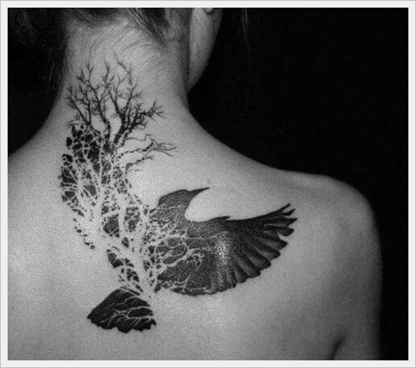 space tattoo negative 1