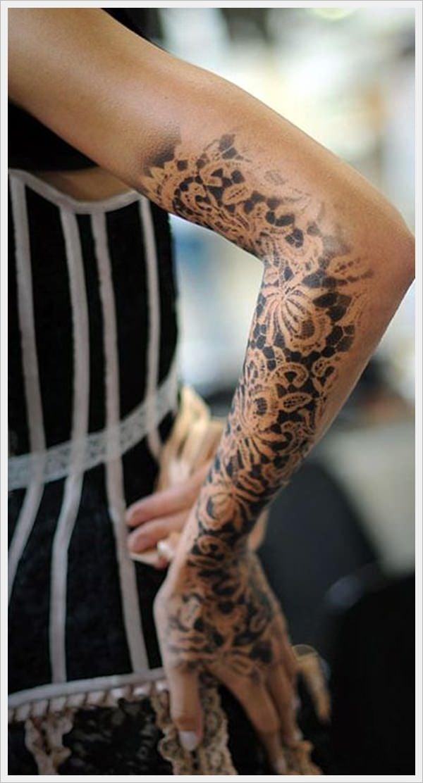 Negative Space Tattoo Designs